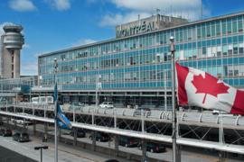 Aéroport Montréal-Trudeau : conseils aux voyageurs pour la période des Fêtes