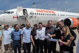 [À destination] En direct du MÉGA FAM de Sunwing à Mazatlan (Mexique)