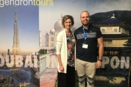Voyages Gendron s'associe au Collège April-Fortier