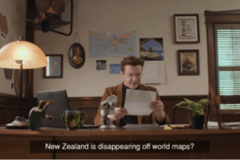 [VIDÉO] La Nouvelle-Zélande implore qu'on l'ajoute sur la carte!