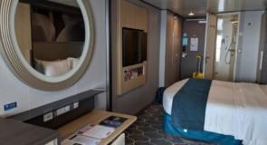 Symphony of the Seas: visite d'une cabine à bord