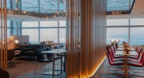 Air Canada dévoile son nouveau salon Feuille d'érable à l'aéroport international de St. John's : prestations améliorées et œuvres d'art locales