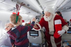 Air Transat rend le sourire aux enfants grâce à de la petite monnaie et un peu de coeur …