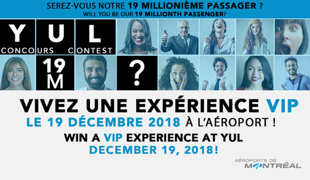 Concours YUL