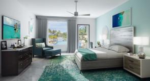 """Sandals: nouvelles suites """"swim up"""" au Sandals Halcyon Beach Resort avec surclassement offert pour les réservations existantes"""
