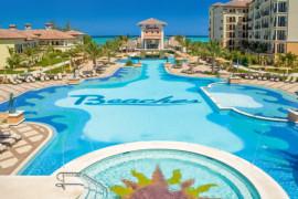 Sandals annonce la fermeture de l'hôtel Beaches Turks & Caicos