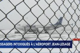 [AÉRIEN] 10 passagers d'Air Transat hospitalisés après une intoxication au glycol