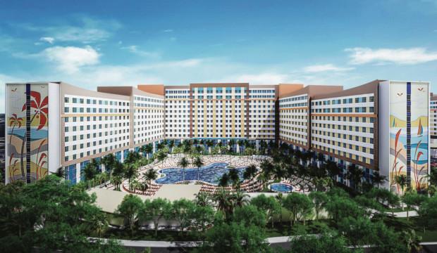 Universal Orlando ouvre les réservations pour son nouveau complexe hôtelier à bas prix Dockside Inn and Suites
