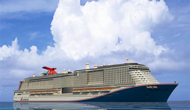 [CROISIÈRE] Le navire Carnival Mardi Gras offrira six univers thématiques et 20 catégories de cabines!