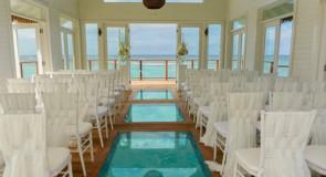Jamaïque: Sandals inaugure sa nouvelle chapelle sur pilotis dans son complexe hôtelier d'Ocho Rios