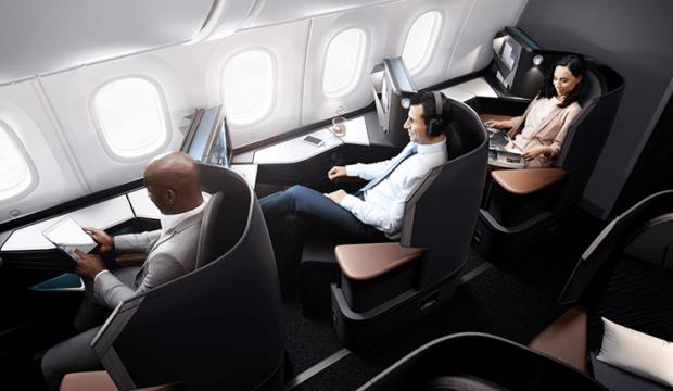 [AÉRIEN] WestJet accueille son premier Dreamliner: plus de luxe et de confort pour les vols vers l'Europe