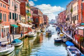 [Éducotour] Venise, les îles de la Lagune, et le fleuve Pô avec CroisiEurope
