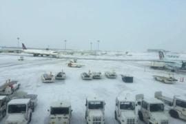 Air Canada et WestJet mettent à jour leurs alertes voyages alors que la tempête hivernale arrive au Québec