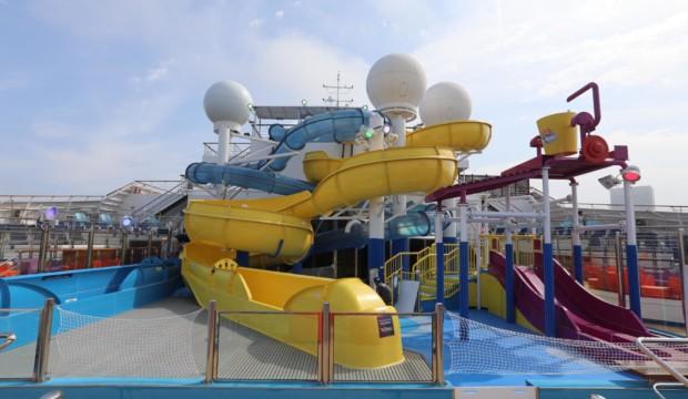 Le Carnival Freedom reprend la mer après d'importantes rénovations et nouveautés!