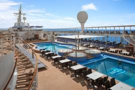 Norwegian Cruise Line: découvrez un premier aperçu du Norwegian Sky et de ses rénovations