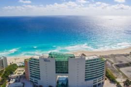 Rénovations terminées pour l'hôtel Live Aqua Beach Resort à Cancún