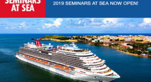Carnival annonce 150 visites de navires et 9 séminaires en mer en 2019