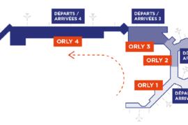 Paris: des changements à noter du côté de l'aéroport d'Orly!