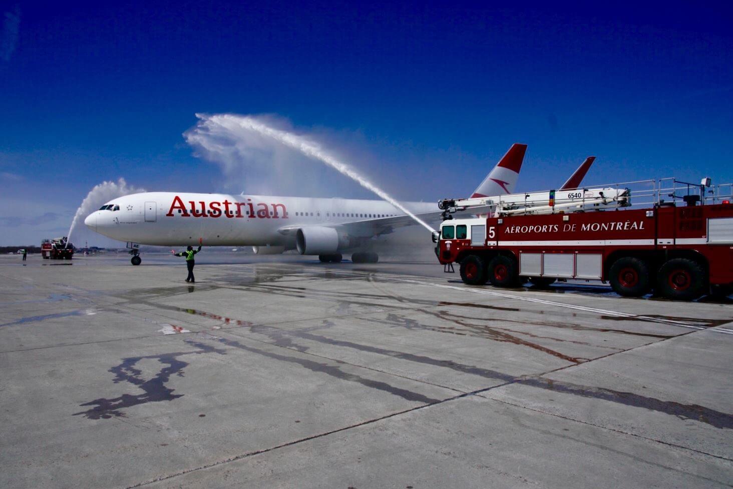 austrian airlines vienne