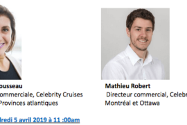 [WEBINAIRE] Celebrity Cruises: tout sur la nouvelle stratégie de prix