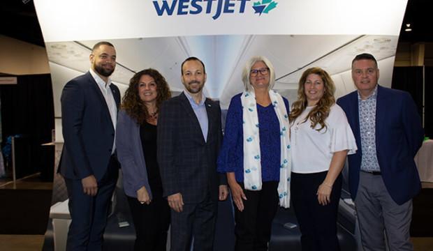 WestJet cherche à augmenter son nombre de réservations via les agences de voyages