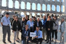 Croatie: 11 agents en FAM avec Tours Chanteclerc
