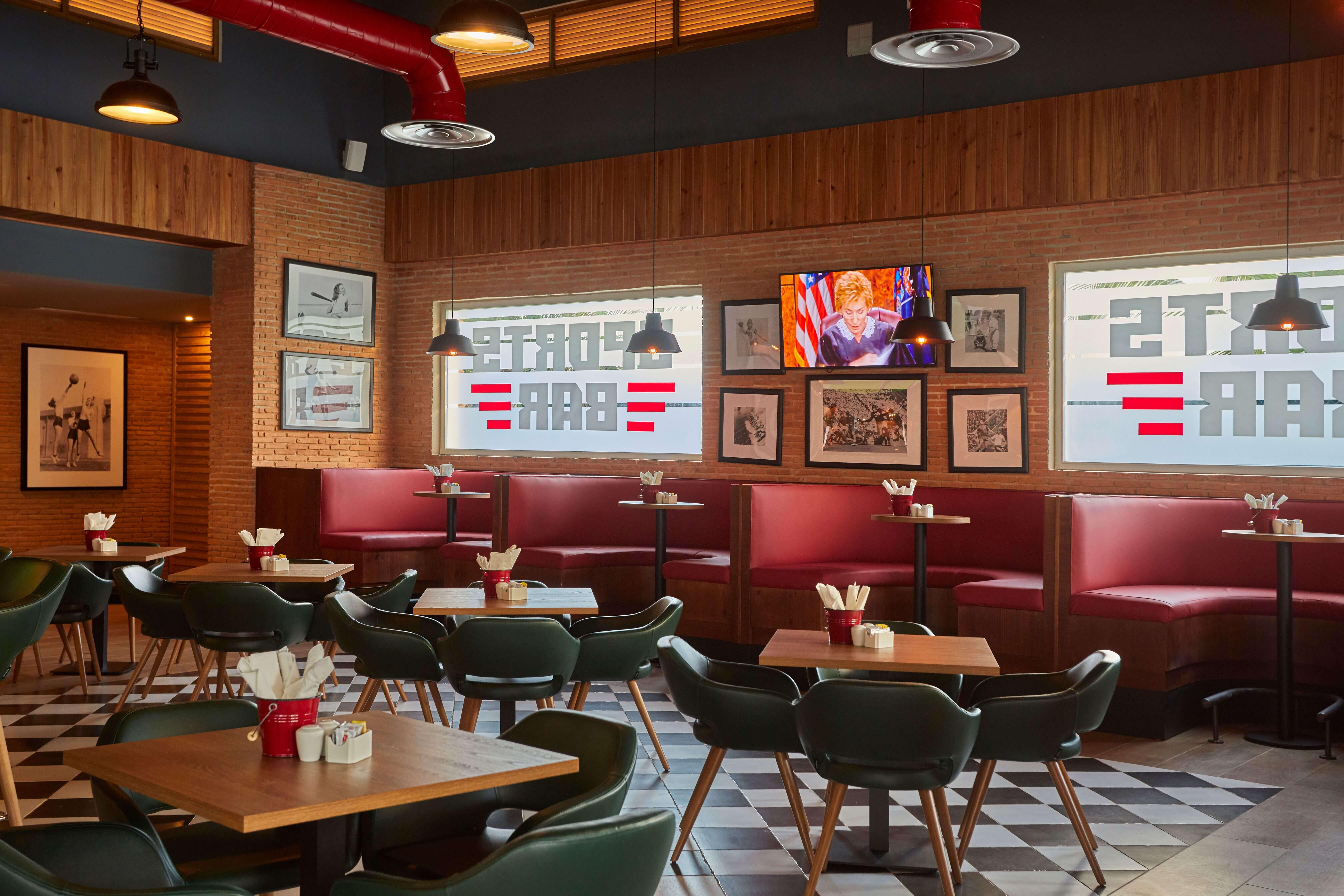luxury bahia principe ambar sports bar