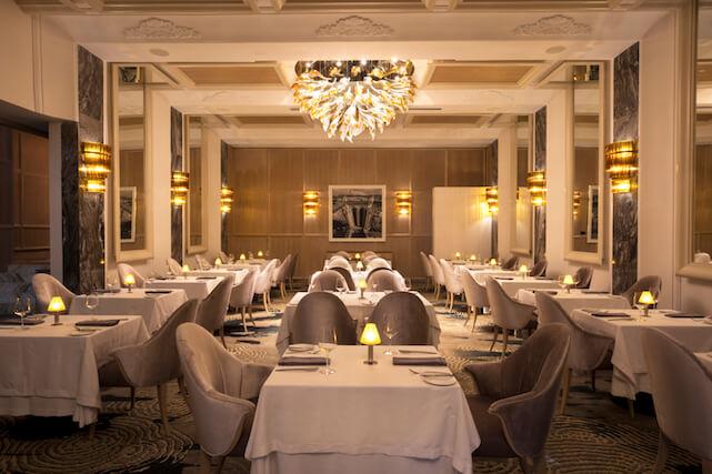 Le Blanc Spa Resort restaurant