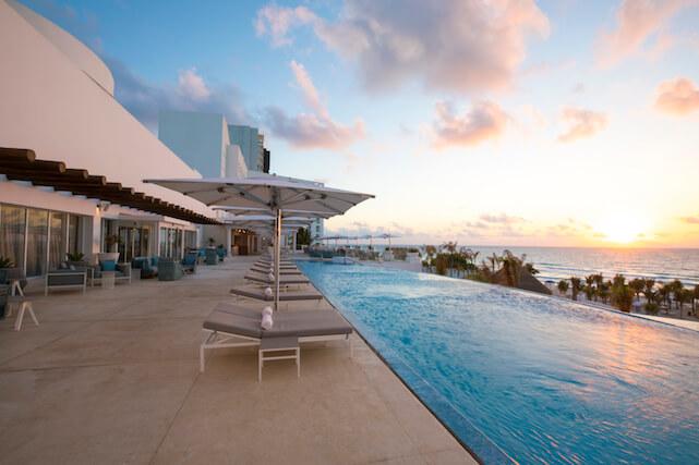 Le Blanc Spa Resort piscine