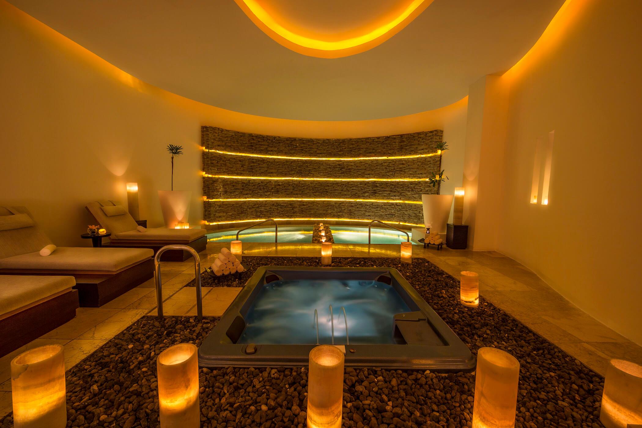 Le Blanc Spa Resort spa hydrothérapie