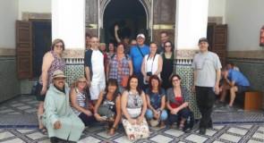 Maroc: 19 agents à la découverte du pays en FAM avec Tours Cure-Vac
