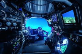 Scenic Eclipse: découvrez en images l'intérieur du sous-marin Scenic Neptune!