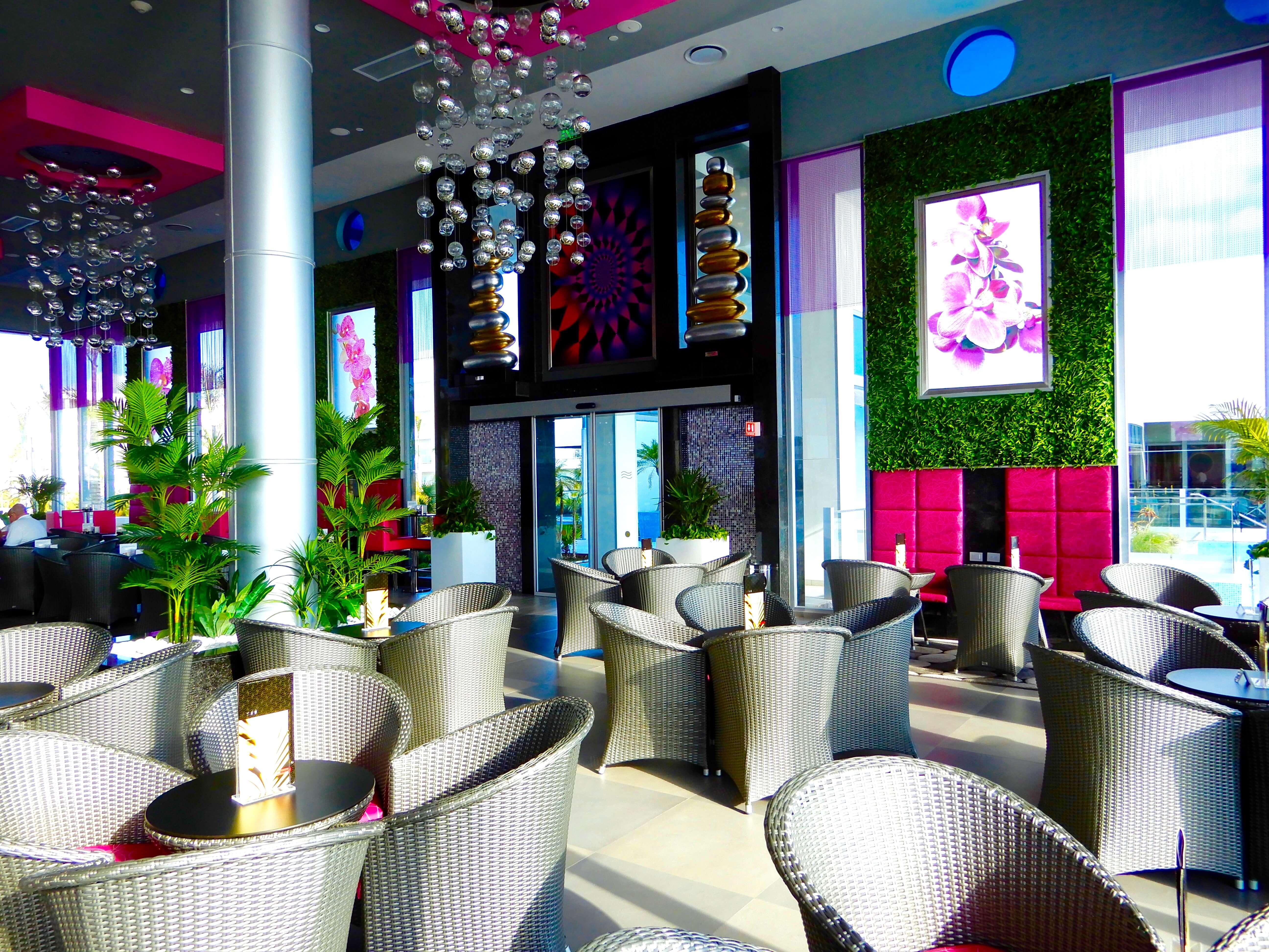 lounge riu palace costa mujeres