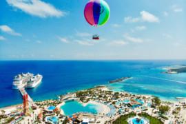 Royal Caribbean: Coco Cay est officiellement ouverte! Voici les images.