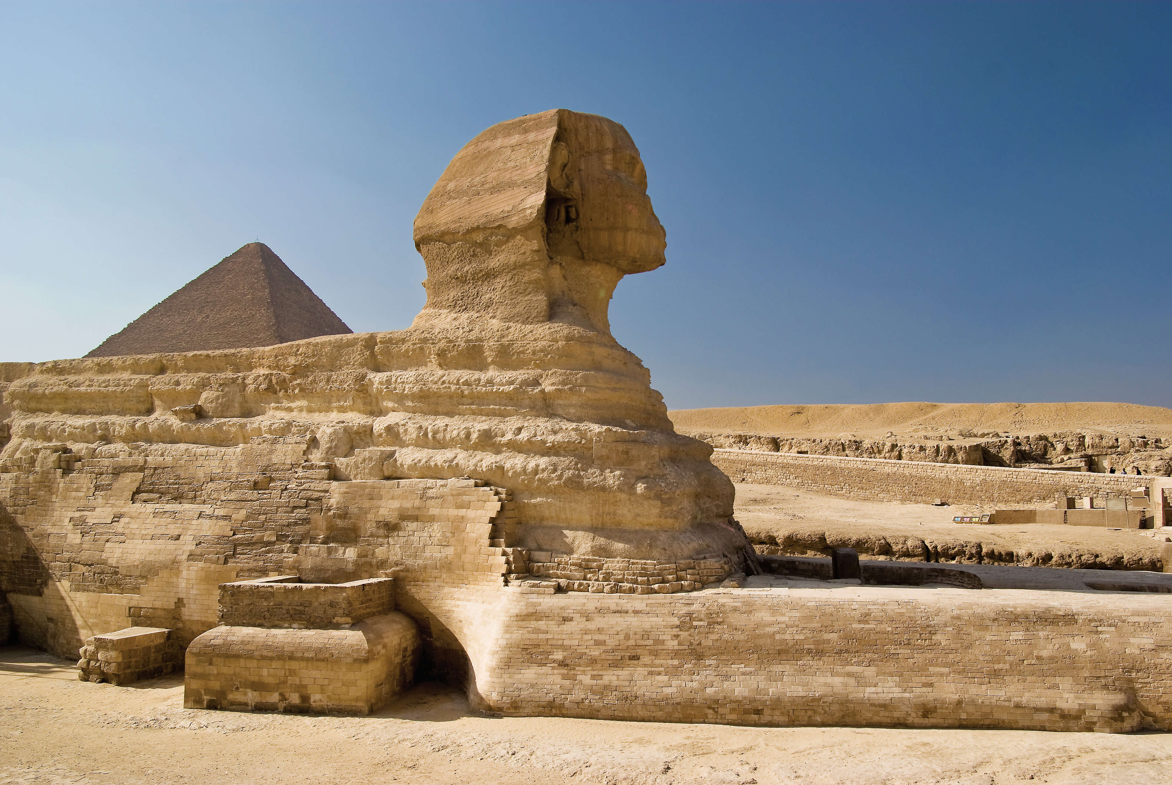 sphinx le caire egypte