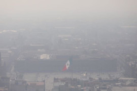 Alerte pollution à Mexico City