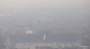 Alerte pollution à Mexico City