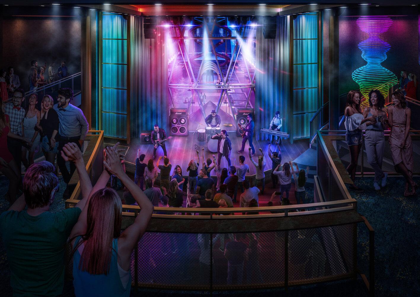 salle de concert music hall