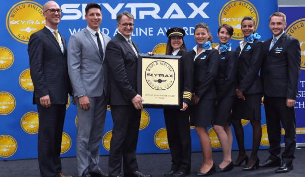 Air Transat à nouveau reconnue Meilleure compagnie aérienne vacances au monde