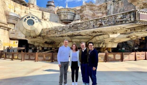 """Disney: la nouvelle attraction """"Star Wars: Galaxy's Edge"""" a ouvert ses portes et c'est WOW!"""