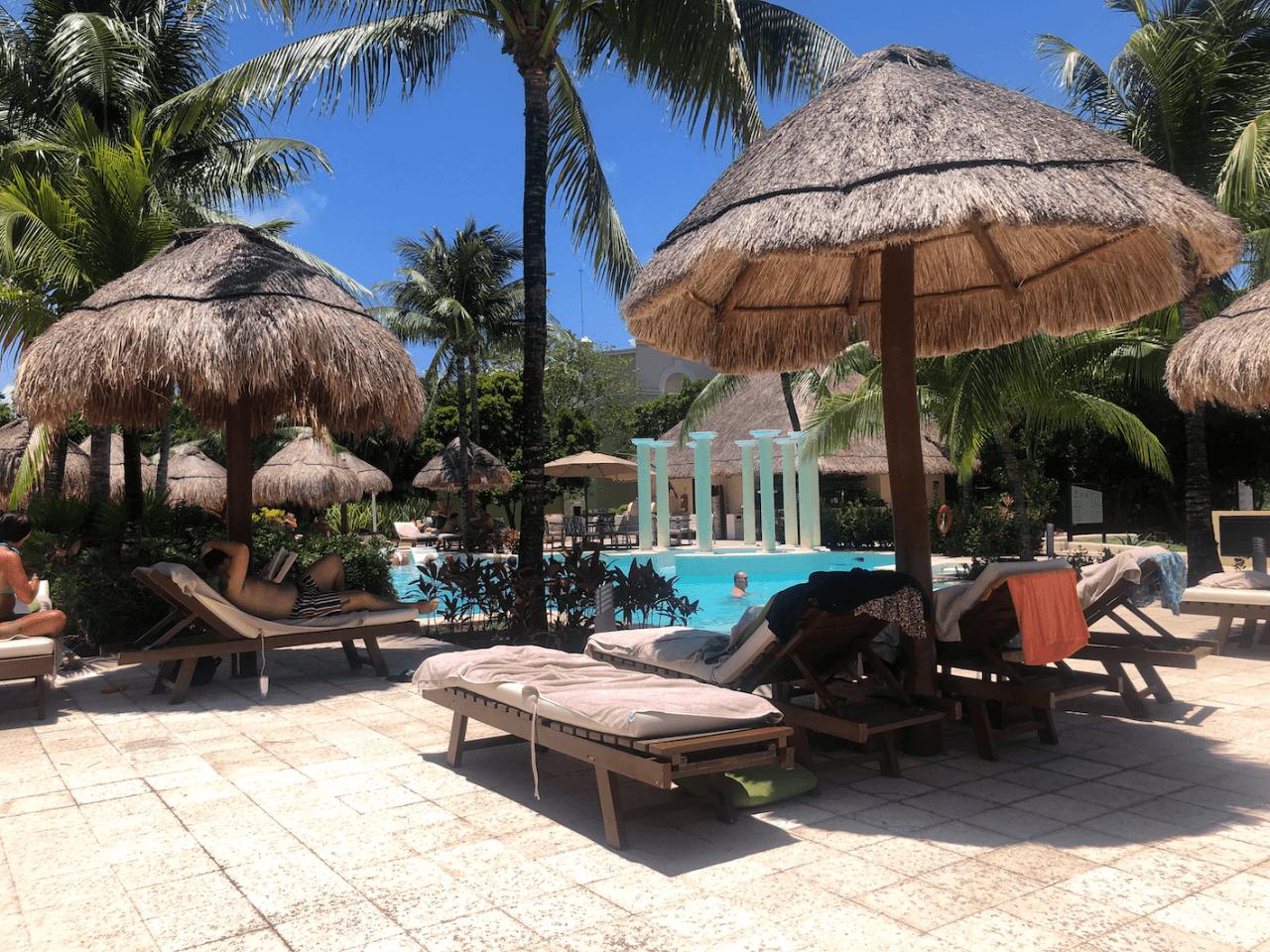 piscine trs yucatan hotel