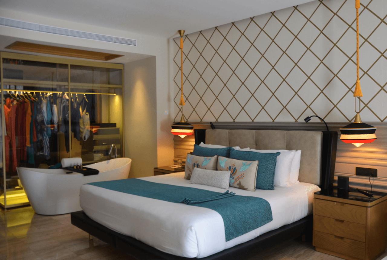 trs yucatan hotel chambre