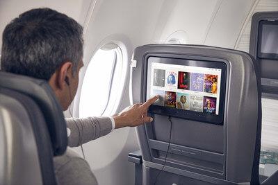 Air Canada bonifie son système de divertissements à bord: plus de vidéos et de musique!