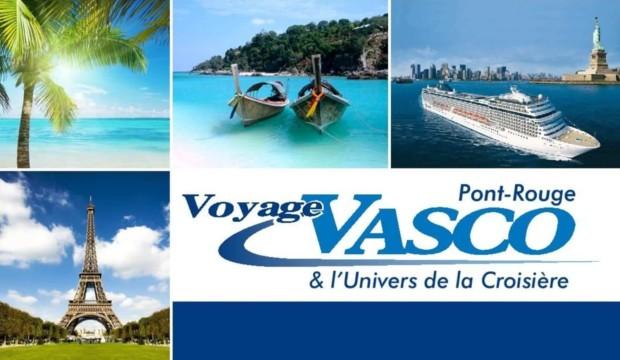 Conseiller(ère) en voyages chez Vasco Pont-Rouge / Région de Québec