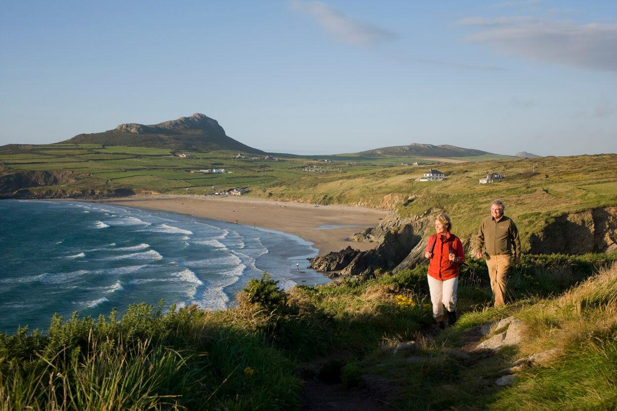 Pembrokeshire pays de galles
