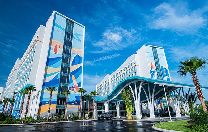 Universal's Endless Summer Resort – Surfside Inn & Suites
