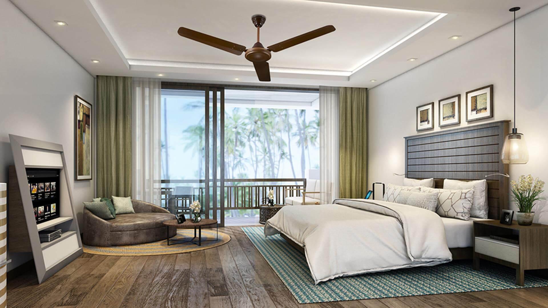 Cabrits Resort & Spa Kempinski Dominica chambre