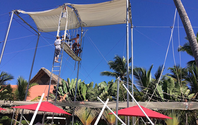 club med punta cana creactive by cirque du soleil