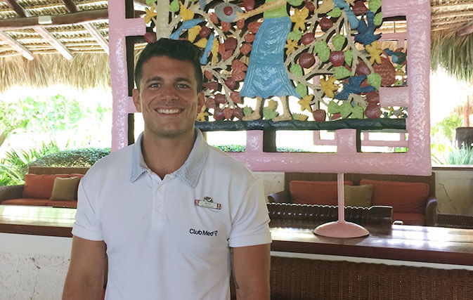 Teddy Tillman chef village adjoint club med punta cana