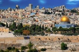 [ÉDUCOTOUR] Visitez Israël du 30 novembre au 8 décembre 2019
